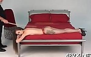 Loads of grotesque amatur thraldom porn take hot matures