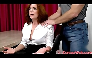 Andi James in Titties Altering with Maw