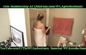 Mom Helps Sprog Cum Up ahead Church Part 3