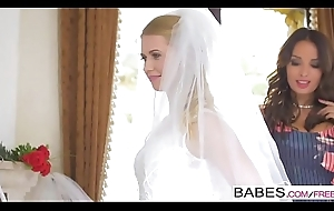 Babes - Personate Maw Charge order - (Anissa Kate, Violette Pink) - Unclothed Nuptials