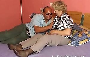 Queasy Grandma lady-love