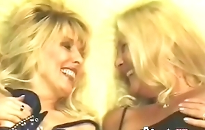 Matures Trine Party With Twosome Hot Blonde GILFs