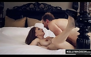 Big Boobed MILF Roberta Gemma Titty Screwed and Covered just about Cream