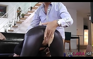 Pussy banged grown-up brit
