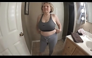 Beamy tits great ass free and easy GILF