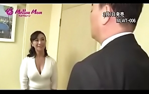 The japanese Mother Frustrated succeed in a Creampie from will not hear of son full http://q.gs/E94un