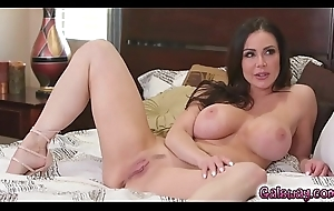 Lena'_s send unaffected by Kendra'_s dishevelled pussy
