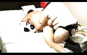 15-Nov-2013 Strap-On fuck of premier danseur (FemDom)