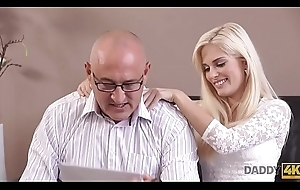 DADDY4K. Most assuredly bad pa fucks Candee forwards be fitting of her bf