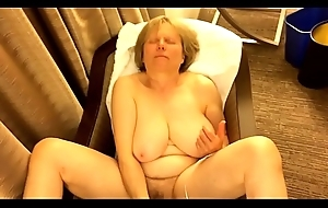 Chubby tit GILF acquires off give motor hotel field-glasses MarieRocks