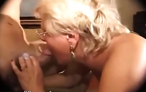 Matured blowjob