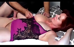 Redhead Mature Loves Young Dick-Fuck Horny Wed