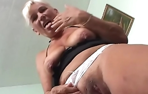 60 years old granny