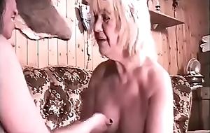 Auntie grandmother