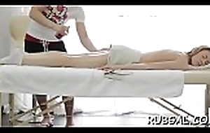 Massage oil lovemaking